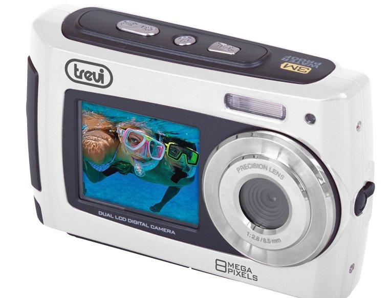 Fotocamera subacquea Trevi