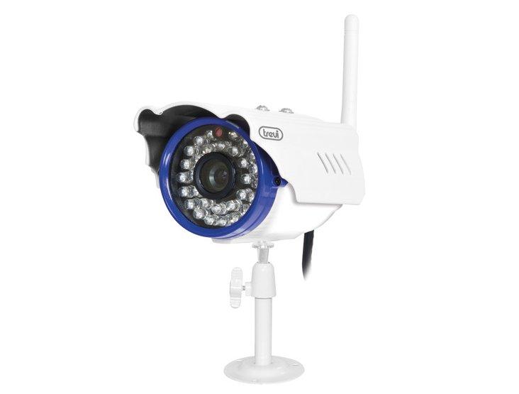 Telecamere per videosorveglianza da esterno wifi for Telecamere da esterno casa