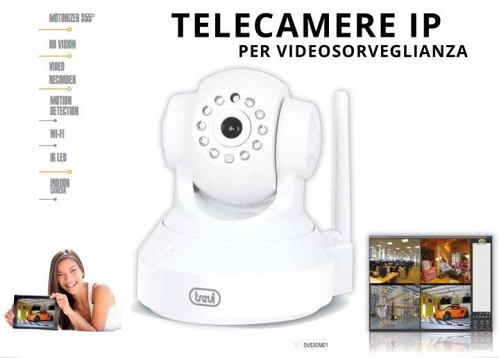 Telecamere IP: cosa sono?
