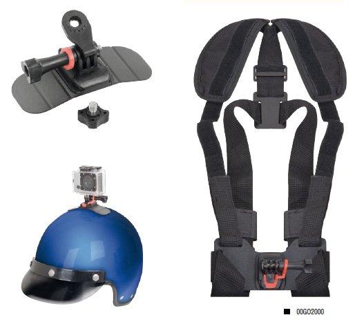 Kit accessori per action cam Trevi