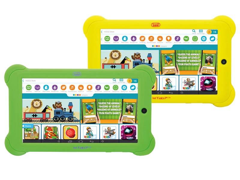I migliori tablet per bambini: guida all'acquisto