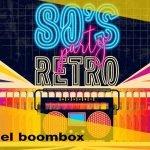 Storia del boomboox, stereo portatile anni '80