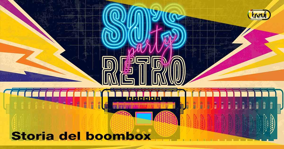 Storia del boombox