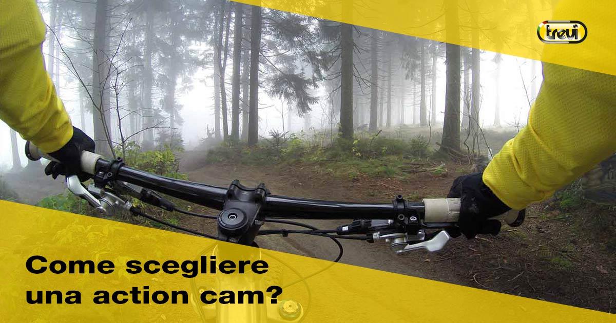 Come scegliere una action cam