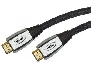 Cavo HDMI professionale Trevi oro