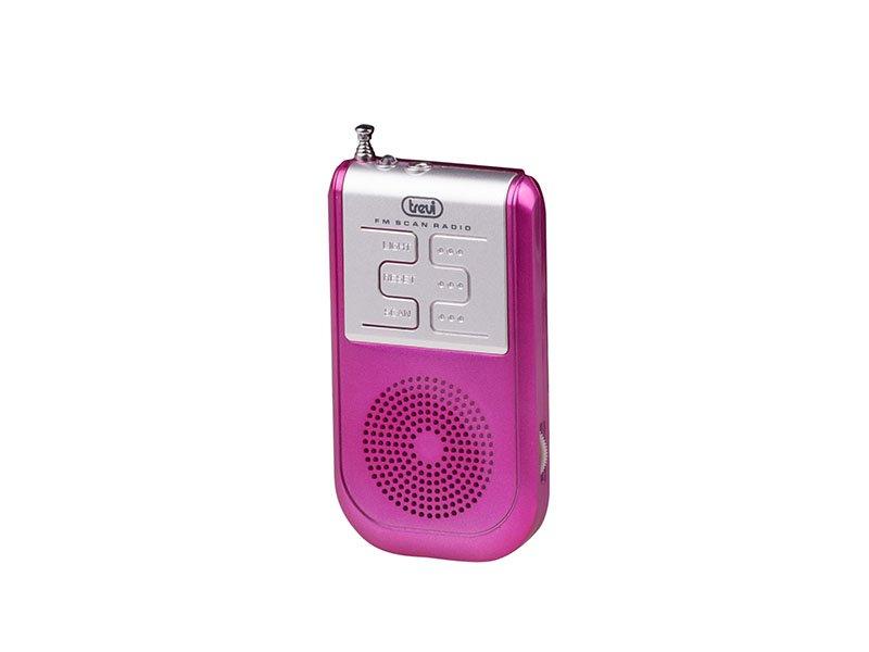 Radio Portatile con Torcia Led Trevi RS 733