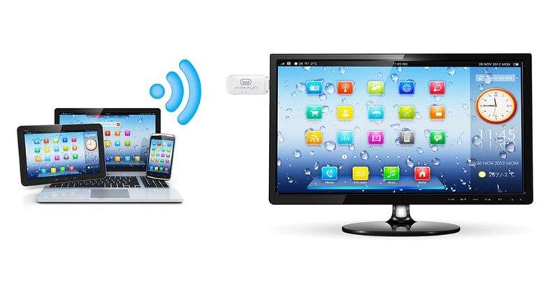 Miracast: usare la tv come schermo dello smartphone