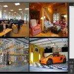 Telecamere IP wireless per videosorveglianza da interno