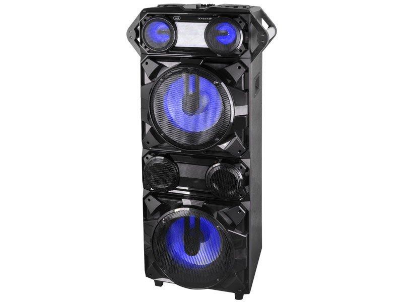 Altoparlante Amplificato X-FEST Trevi XF 4200 DJ