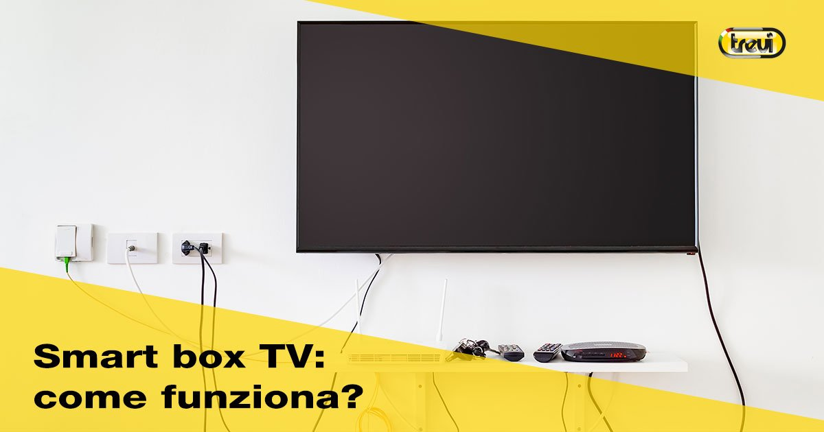 Smart box Tv: come funziona?