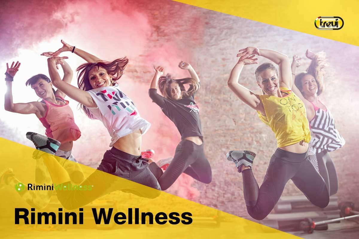 Rimini Wellness Trevi 2017