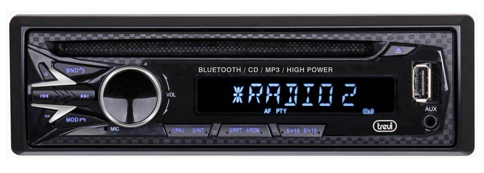 Autoradio Stereo Trevi XCD 5770 USB