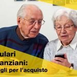 Cellulari per anziani: caratteristiche e funzionalità