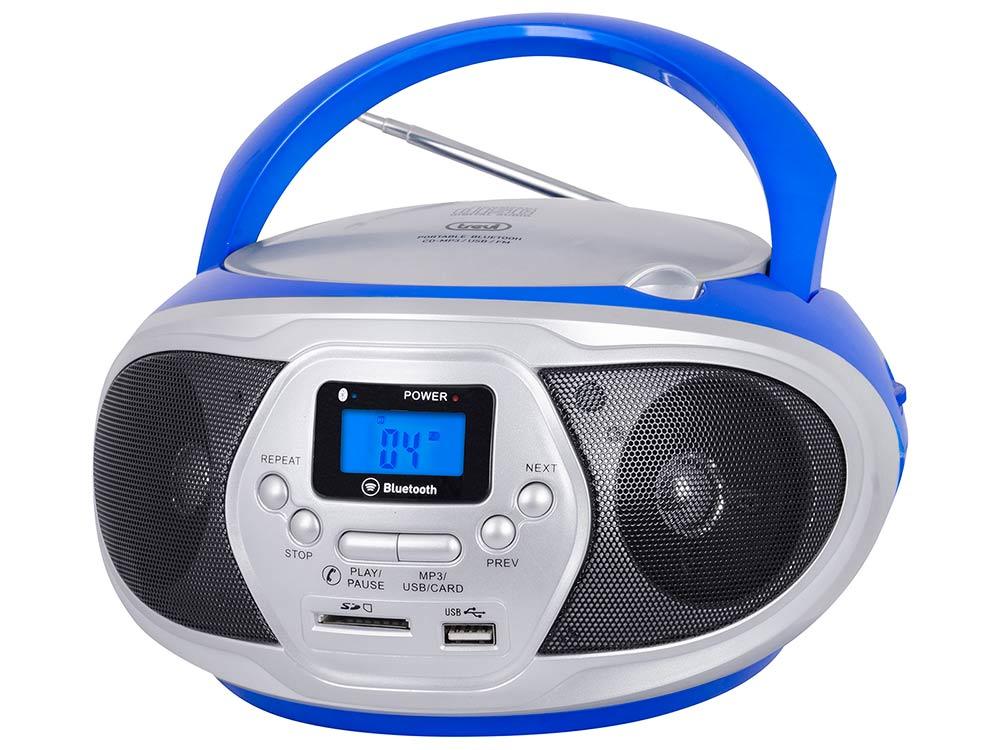 Stereo Portatile Boombox TREVI CMP 548 BT