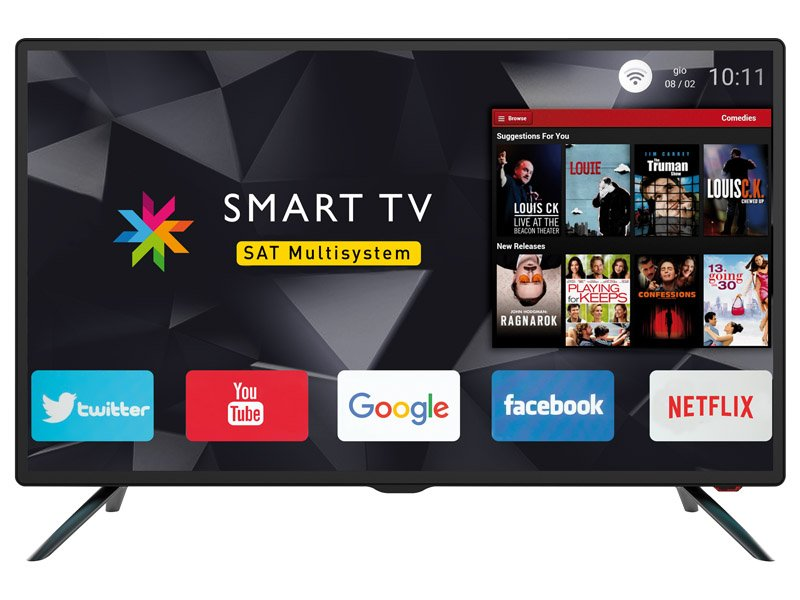 "SMART TV MULTISYSTEM 32"" TREVI LTV 3208"