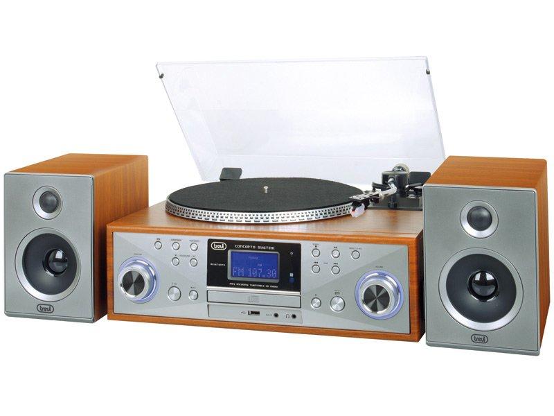 Giradischi stereo Trevi TT 1100