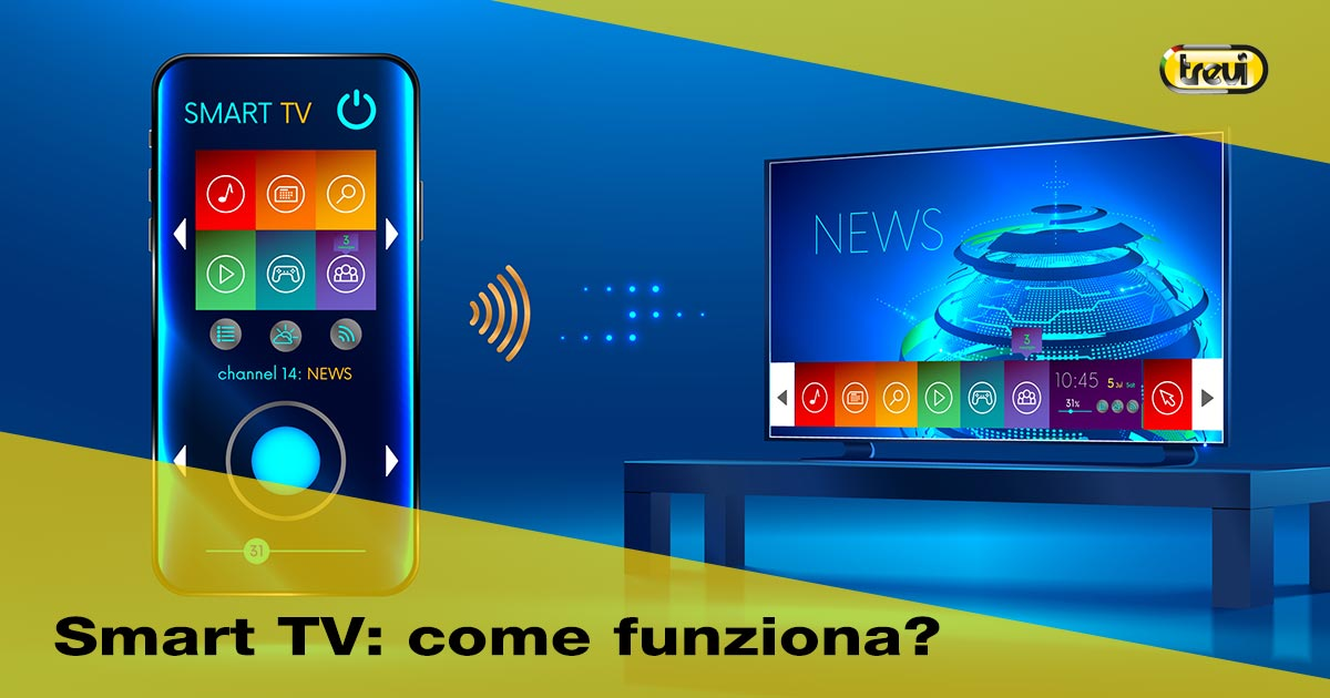 Smart TV: cos'è e come funziona