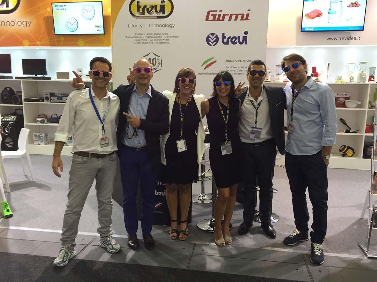 Staff Trevi IFA 2016