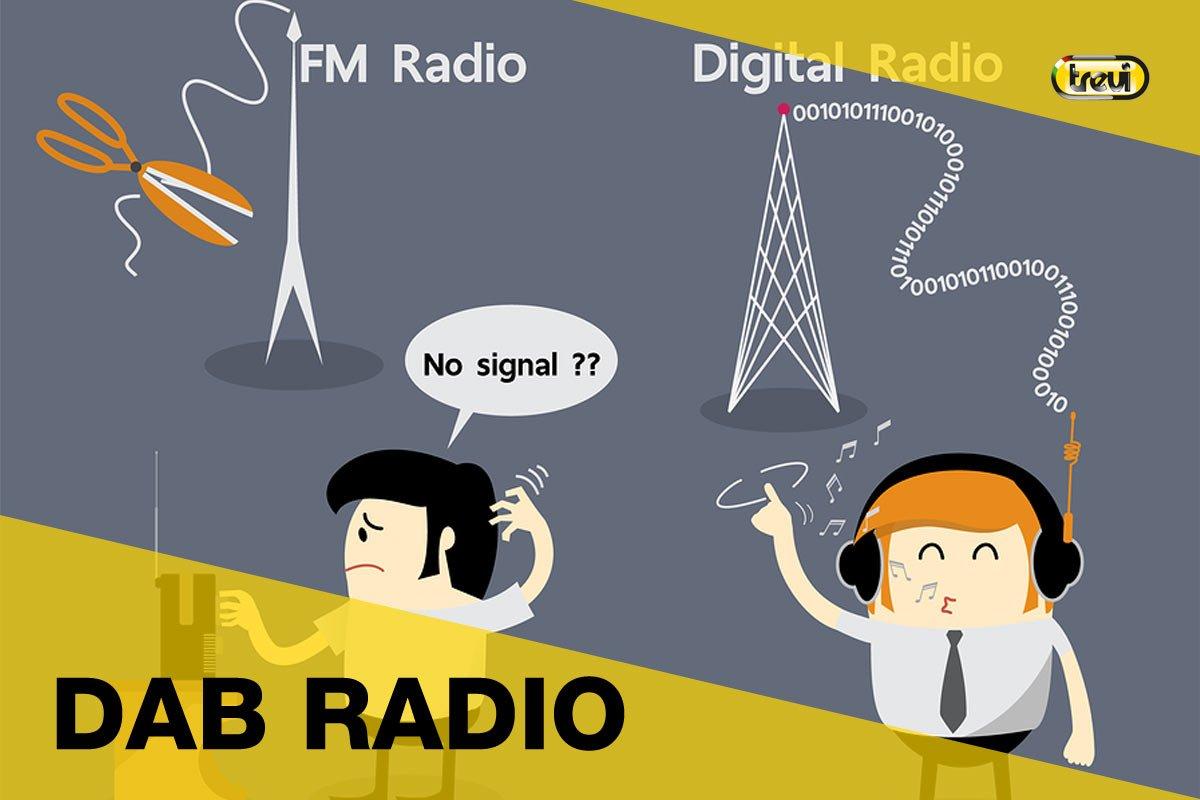 DAB radio in Italia