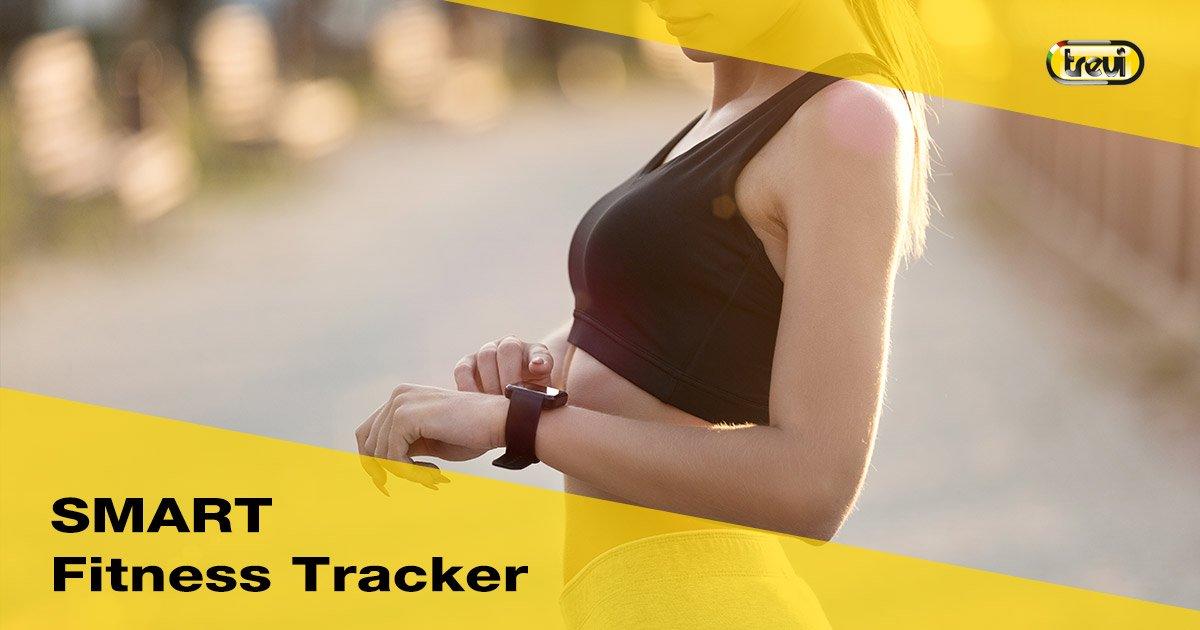 Smart fitness tracker