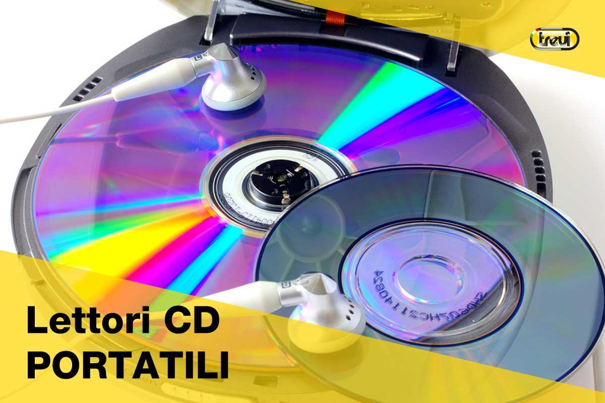 Lettori CD portatili: storia e consigli per l'acquisto