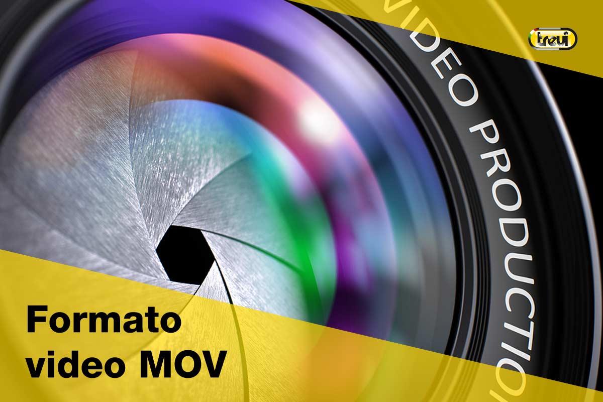 Formato video MOV e come vederlo