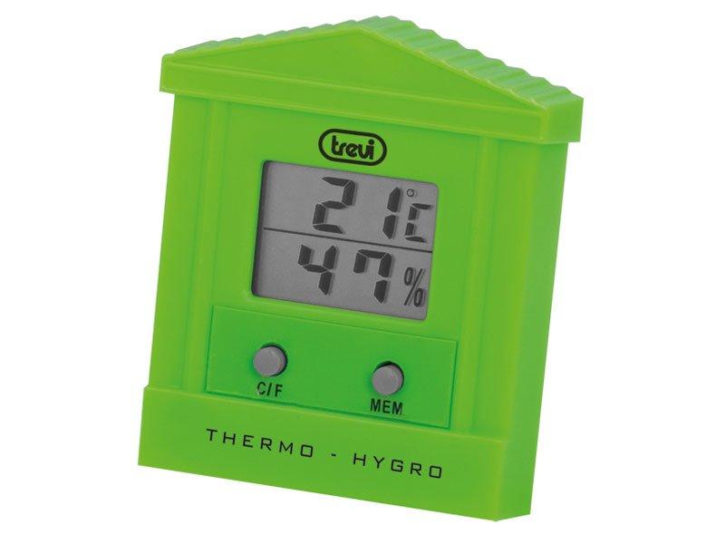 Termometro Digitale con Igrometro TREVI TE 3002