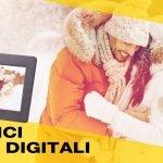 Cornici digitali: il regalo perfetto per San Valentino