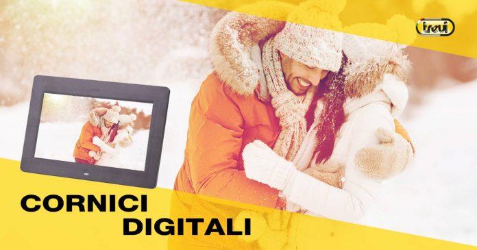 Cornici digitali: idea regalo per San Valentino