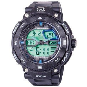 Orologio Analogico/Digitale al Quarzo Trevi SG 320 nero