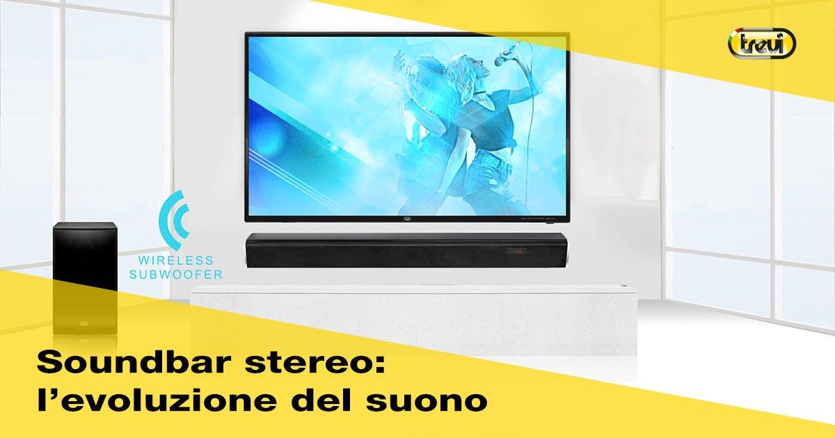 Soundbar stereo quale scegliere