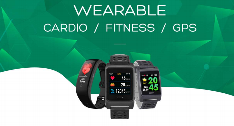 Orologi sportivi smart band fitness