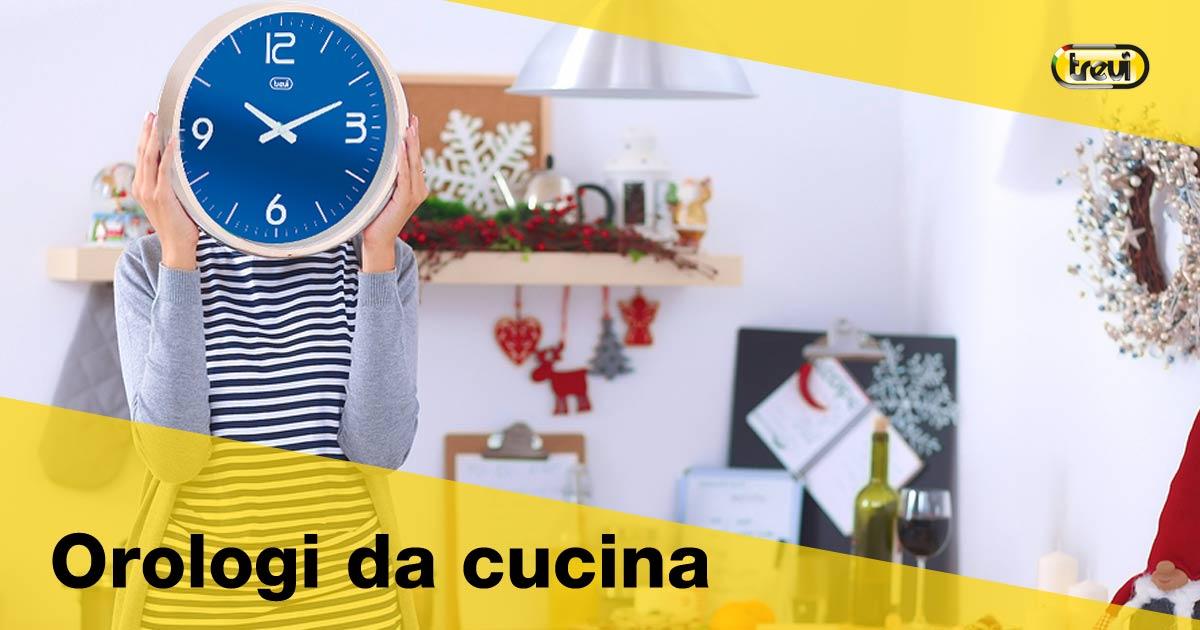 Orologi da parete per cucina: consigli utili