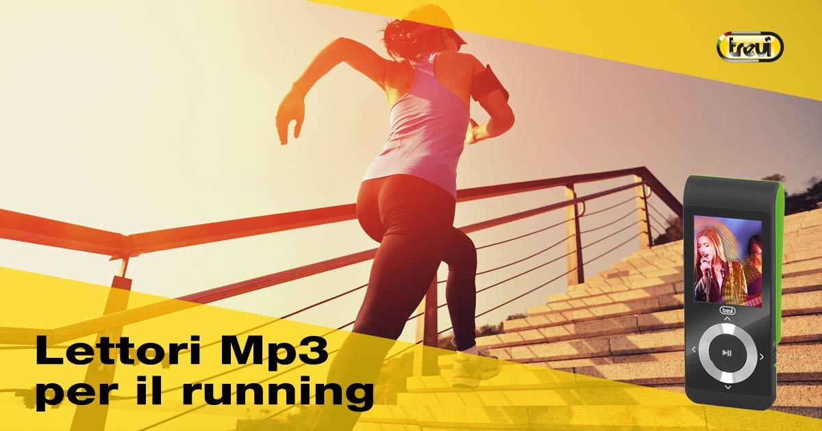 Lettori Mp3 per correre