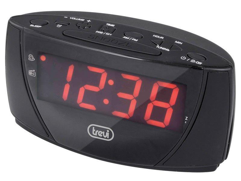 Radio Sveglia Elettronica con Grande Display