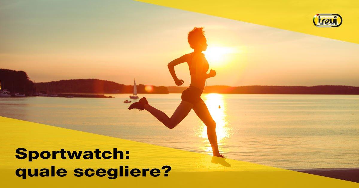 Sportwatch, quale scegliere?