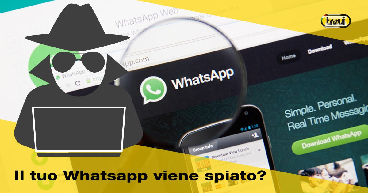 Come controllare se ti spiano Whatsapp
