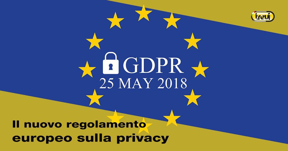 GDPR: il nuovo regolamento europeo sulla privacy, cos'è e cosa cambia?