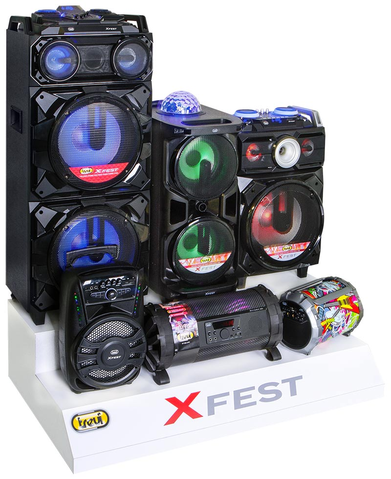 Xfest Trevi espositore