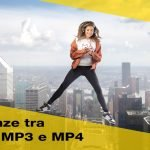 Qual è la differenza tra Mp3 e Mp4?