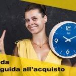 Orologi da parete: guida all'acquisto