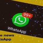 """Novità in casa WhatsApp: impronta digitale, modalità vacanze e """"dark"""""""