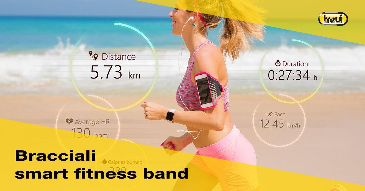 I bracciali Smart Fitness Band: perché usarli?