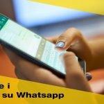 Come bloccare o eliminare i contatti su Whatsapp?